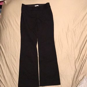 Black pant from loft